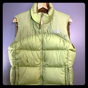 North Face Puffy Vest 770